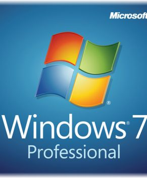 Microsoft Windows 7 Professional 32/64 Bit Produkt Key