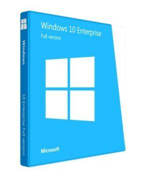 Microsoft Windows 10 Enterprise 32/64 Bit Produkt Key