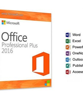 Microsoft Office 2016 Professional Plus 32/64 Bit Produkt Key