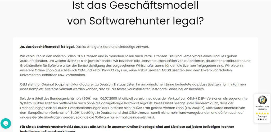 Kassensystemevergleich.com Softwarehunter